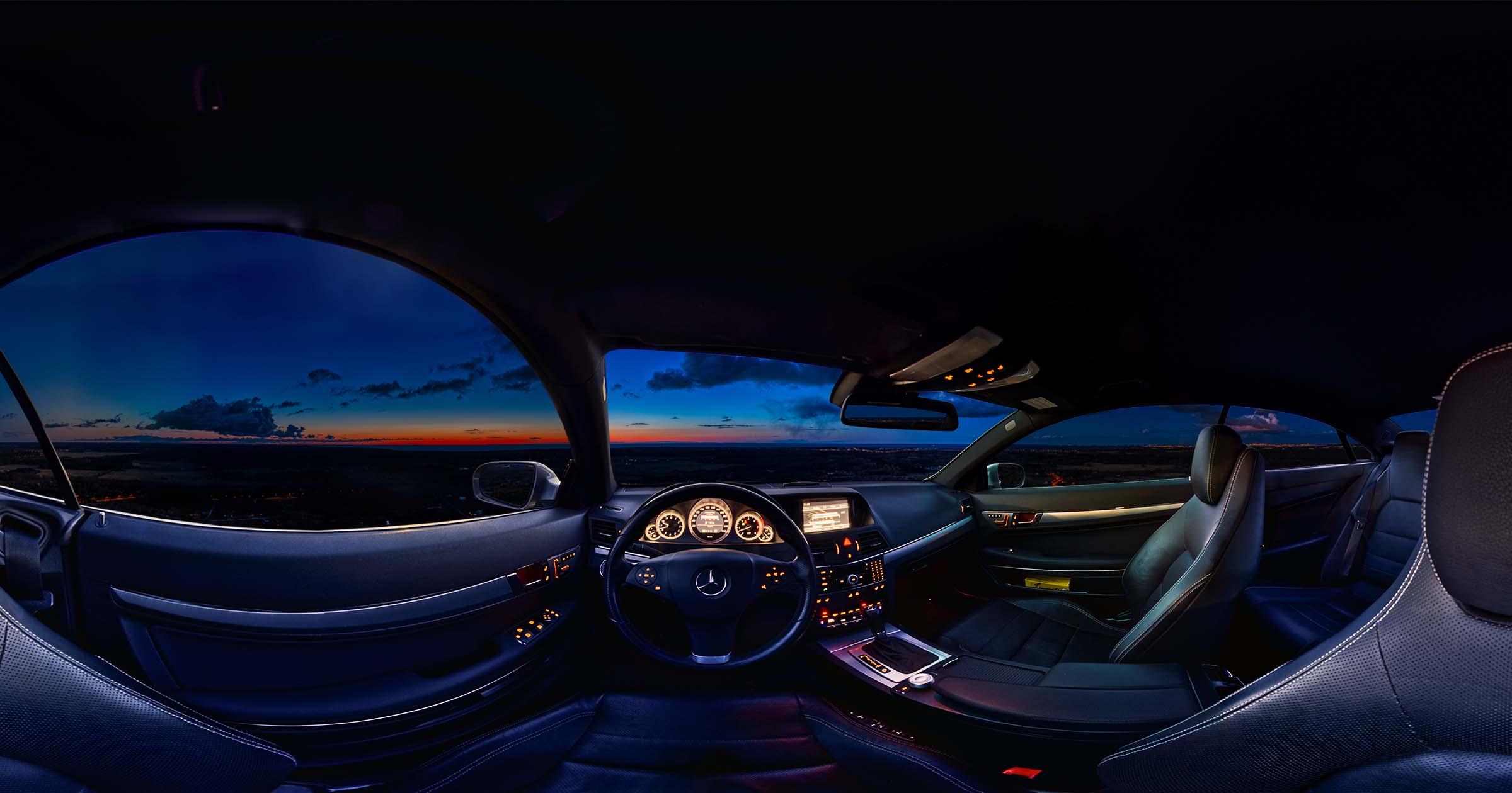 Auto 360 virtuaaltuur