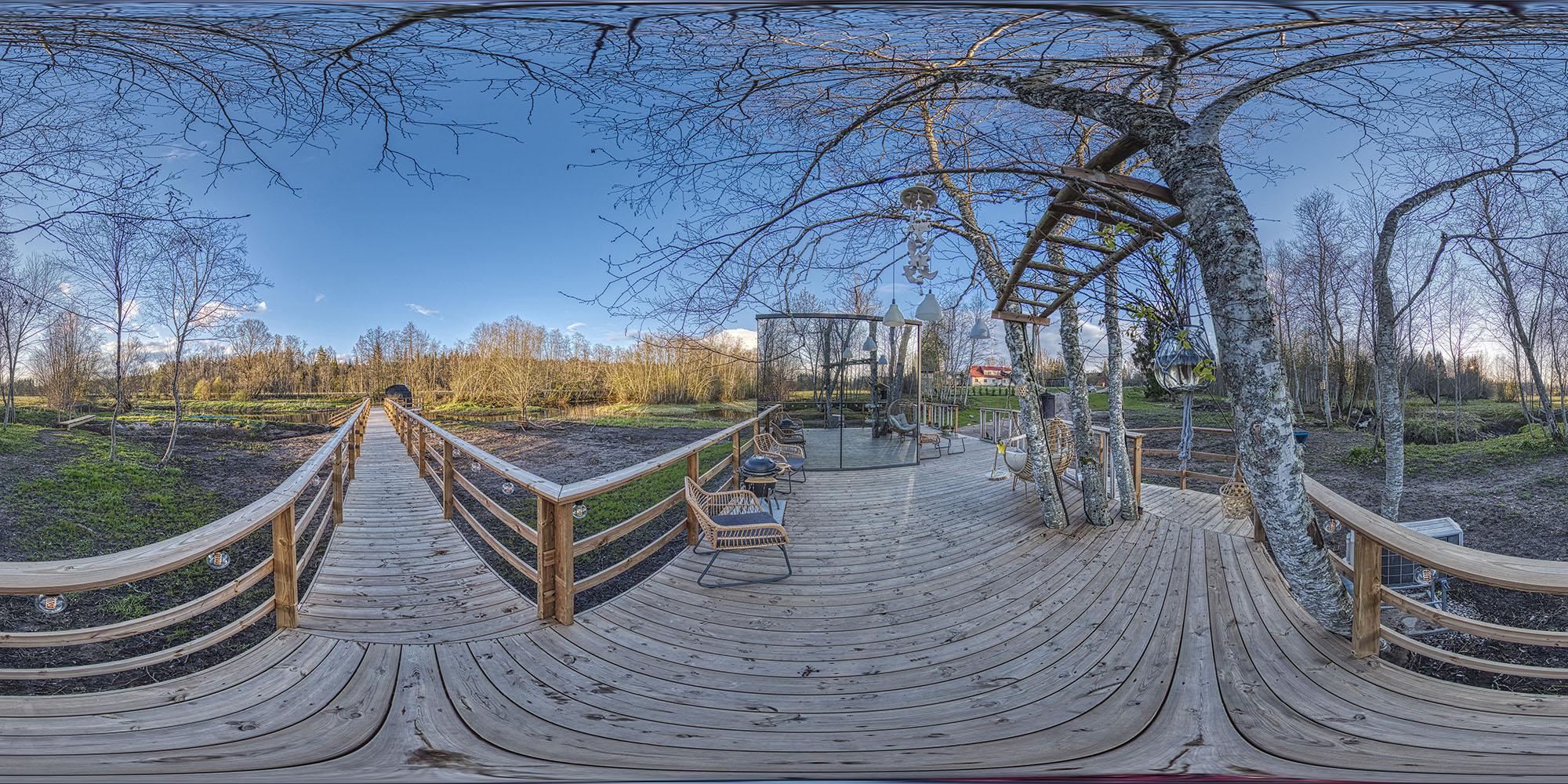 Riverbed Inn virtuaaltuur grill