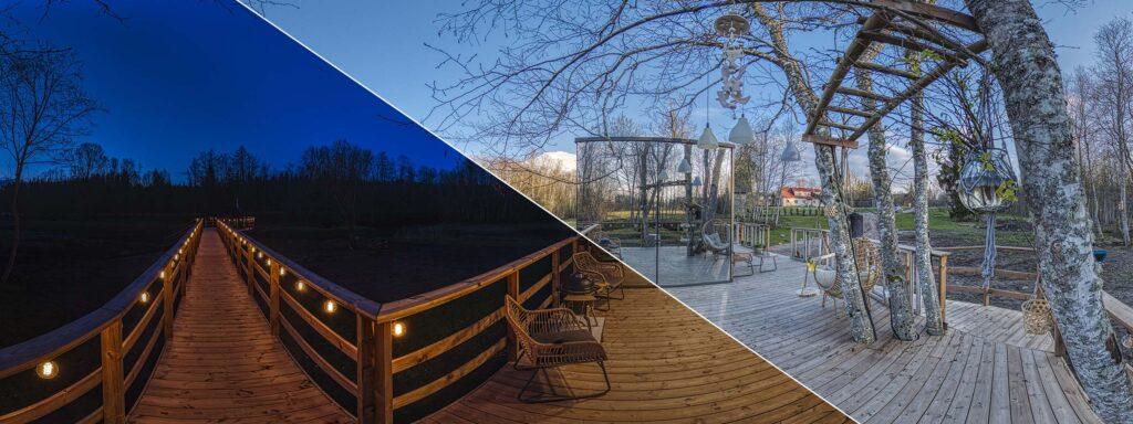 Riverbed Inn virtuaaltuur